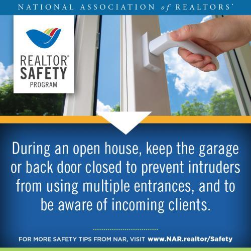 Prevent access through multiple entrances.