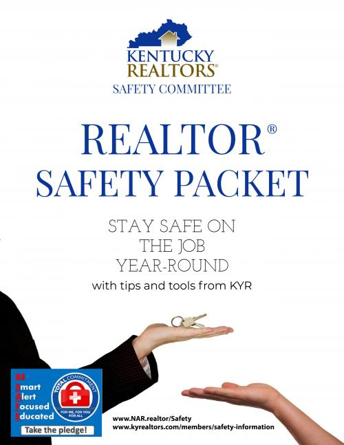 REALTOR Safety Packet Cover
